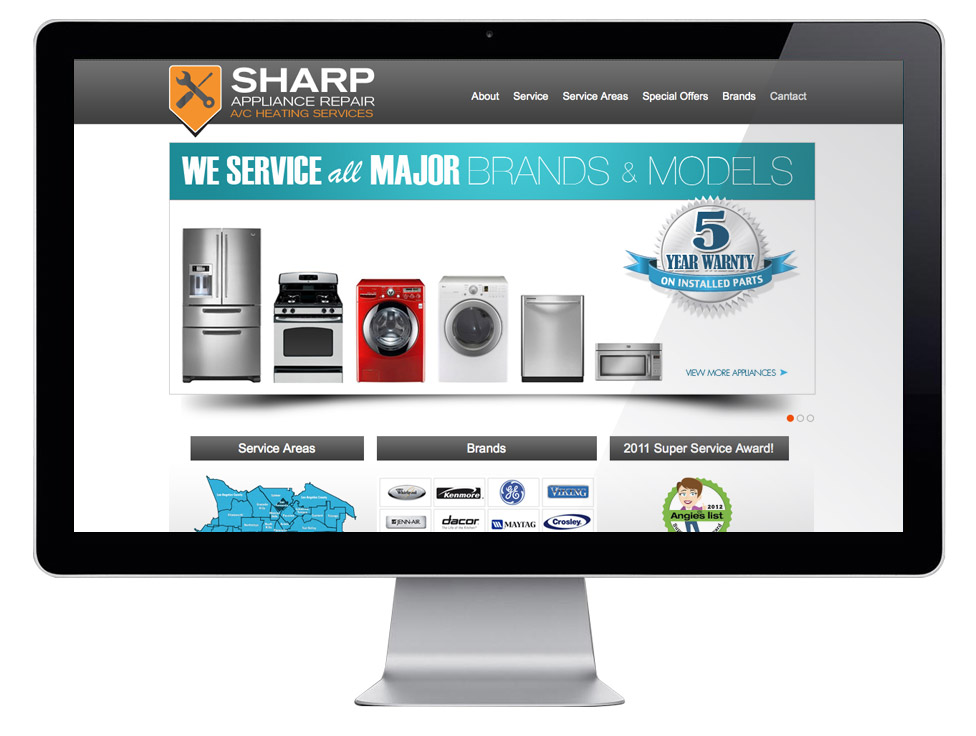 sharp electric